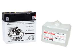 Batería de moto YB16CL-B | Plomo ácido CB16CL-B