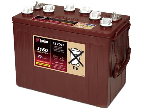 Bateria TROJAN J150