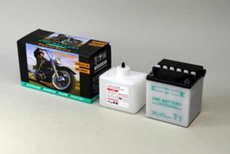 Batería de moto 12N5.5A-3B   Plomo ácido