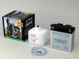 Batería de moto 6N11A-3A | Plomo ácido