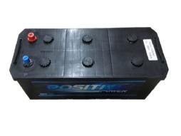 Batería De Camión 200 Ah | Positive Power Izquierda