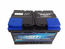 Batería de coche 75Ah | Positive Power