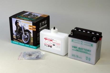 Batería de moto YB7L-B/12N7-3 | Plomo ácido CB7L-B