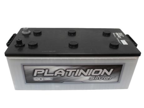 Batería de camión 245Ah   PLATINION Silver
