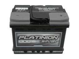 Batería de coche 44Ah | PLATINION Silver