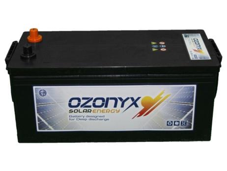Batería Solar 205AH Sellada Sin Mantenimiento