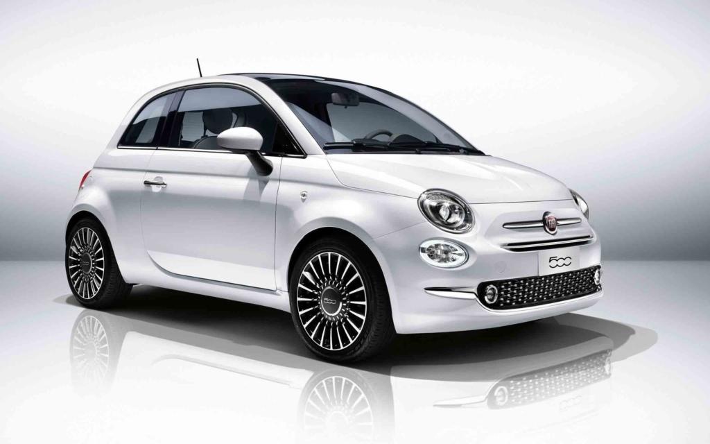 Cambiar bateria Fiat 500