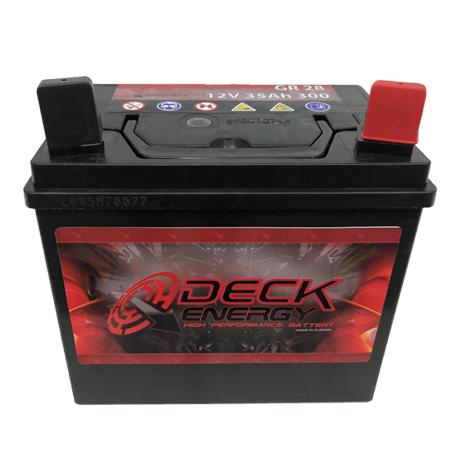 Bateria para cortacesped 12v 28Ah Sellada