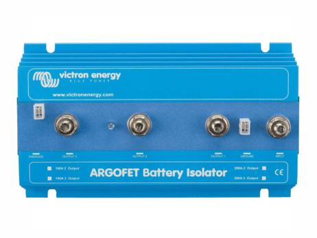 Separador VICTRON 100-2 para 2 baterías 100ah