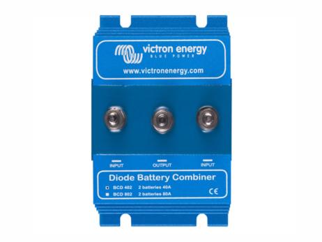 Combinador De Baterías De Argodiodo BCD 402 40A