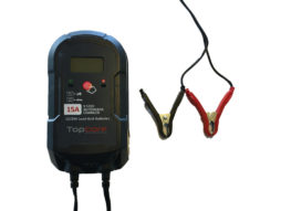 Cargador 12-24V 15A Topcore 9 Step Automatic Charger
