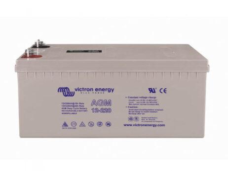 Batería Victron AGM Deep Cycle Batt.12V 220Ah