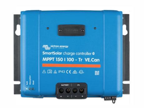 Controlador de carga BlueSolar MPPT 150-100-Tr VE-Can