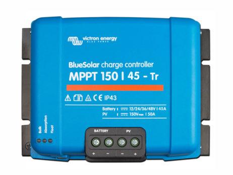 Controlador de carga BlueSolar MPPT 150-45-Tr