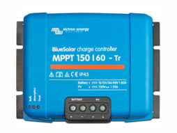 Controlador de carga BlueSolar MPPT 150-60-Tr