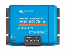 Controlador de carga BlueSolar MPPT 150-70-Tr