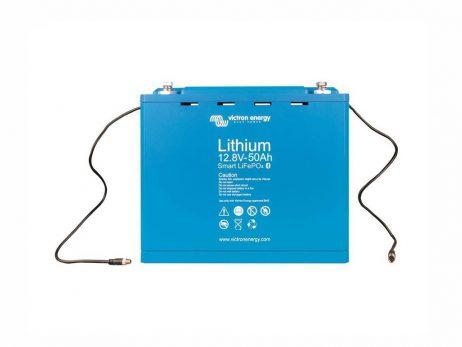 Batería Victron LiFePO4 Smart 12,8V 50Ah