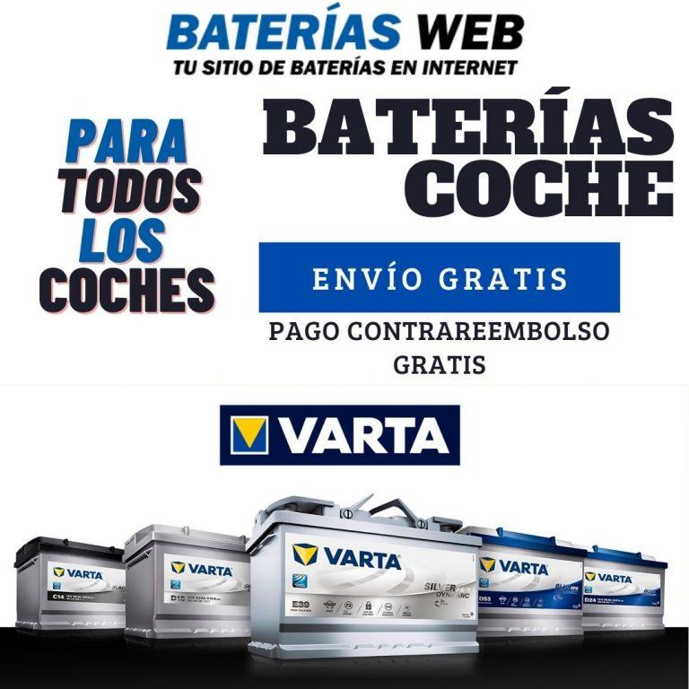 Baterias coche sevilla