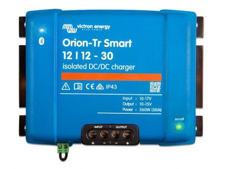 Cargador de baterias victron orion tr-smart 12-12 30 dc-dc aislado