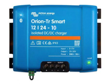 Cargador de baterias victron orion tr-smart 12-24 10 dc-dc aislado