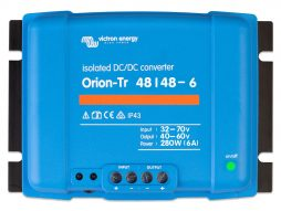 Convertidor CC-CC Orion 48V-48V 6A (280W) Aislado