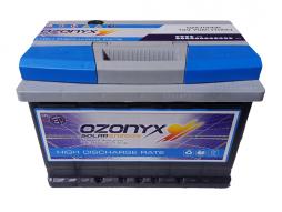 Batería Solar 70Ah OZONYX Alta Descarga