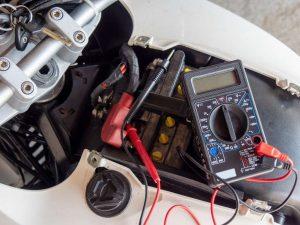 Baterías para moto