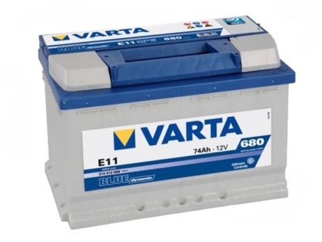 Batería Varta E11 74AH