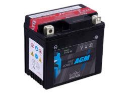 Batería de moto YTX5L-BS | AGM Hermética YTX5L-4