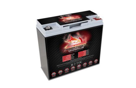 Bateria para arrancador 12v 20Ah
