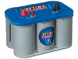 Batería Optima BT DC 4.2 AGM Bluetop