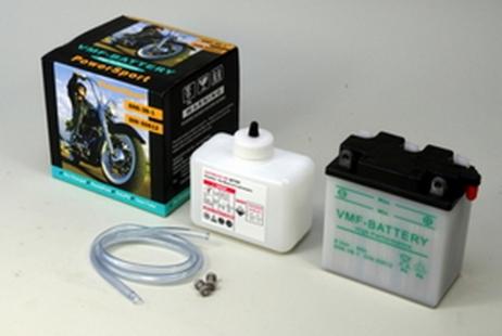 Batería de moto 6N6-3B-1 | Plomo ácido
