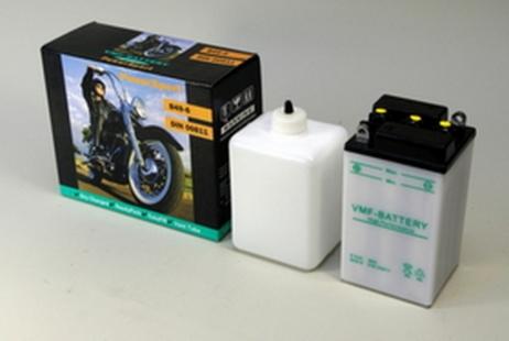 Batería de moto B49-6 | Plomo ácido