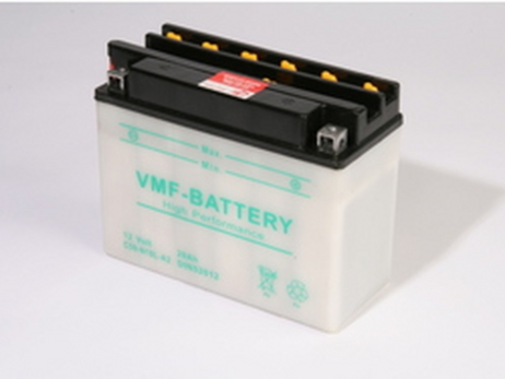 Batería de moto Y50-N18L | Plomo ácido C50-N18L-A