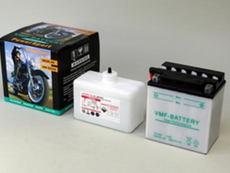Batería de moto YB10L-A2 | Plomo ácido CB10L-A2