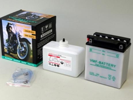 Batería de moto YB12A-A | Plomo ácido CB12A-A