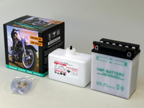 Batería de moto YB12AL-A/A2 | Plomo ácido