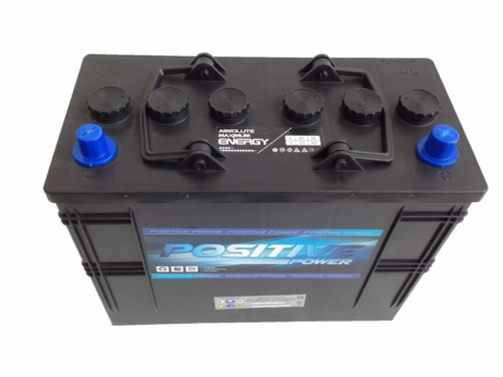 Batería De Camión 130 Ah | Positive Power Derecha