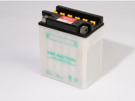 Batería de moto YB14-A2 | Plomo ácido CB14-A2