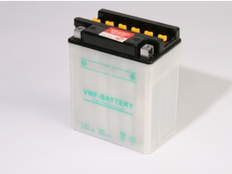Batería de moto YB14L-A2 | Plomo ácido CB14L-A2