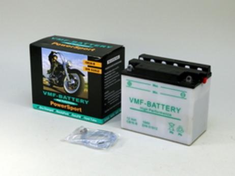 Batería de moto YB16-B | Plomo ácido CB16-B