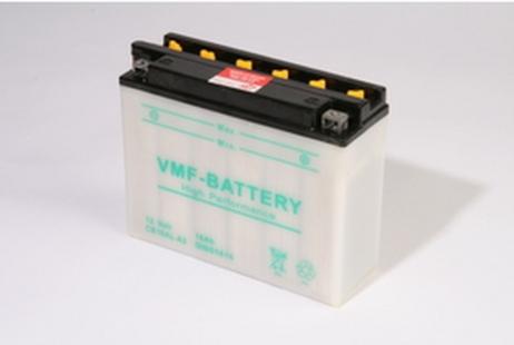 Batería de moto YB16AL-A2 | Plomo ácido CB16AL-A2