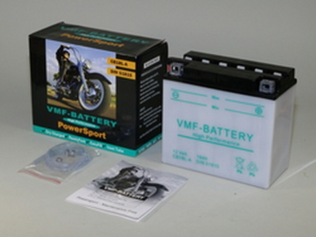 Batería de moto YB18L-A | Plomo ácido CB18L-A