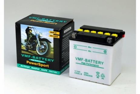 Batería de moto YB30L-B | Plomo ácido CB30L-B