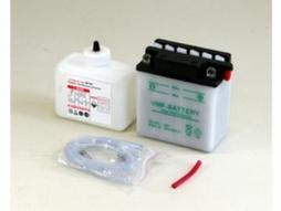 Batería de moto YB3L-B | Plomo ácido CB3L-B