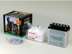 Batería de moto YB5L-B/12N5-3 | Plomo ácido CB5L-B