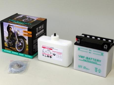 Batería de moto YB7-A | Plomo ácido CB7-A