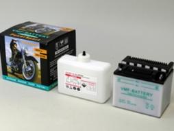 Batería de moto YB7C-A | Plomo ácido CB7C-A