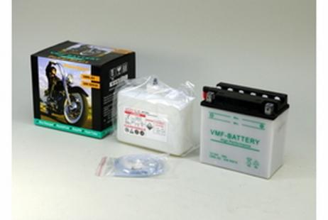Batería de moto YB9L-A2 | Plomo ácido CB9L-A2