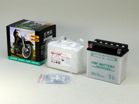 Batería de moto YB9L-A2   Plomo ácido CB9L-A2
